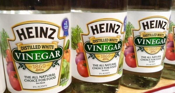 Disgusting Remedies Vinegar
