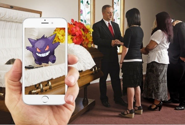 Funeral For A Gengar