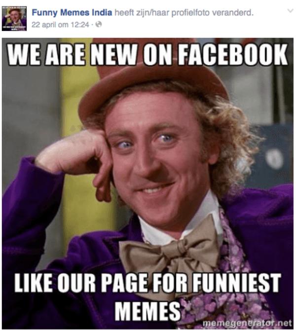 Funny Memes India
