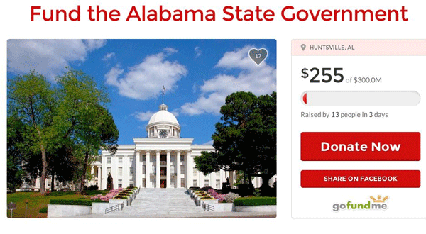 Go Fund Alabama