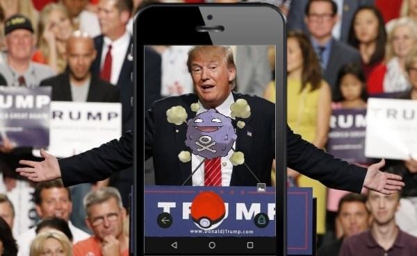 Gotta Build A Wall Trumpemon