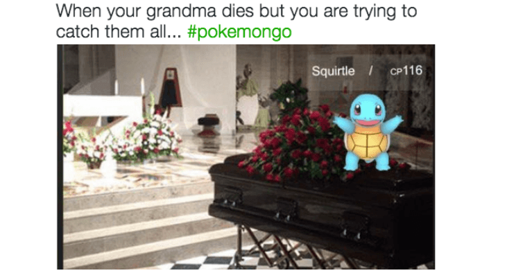 31 Funny Pokemon Go Memes That Perfectly Capture Our Addiction