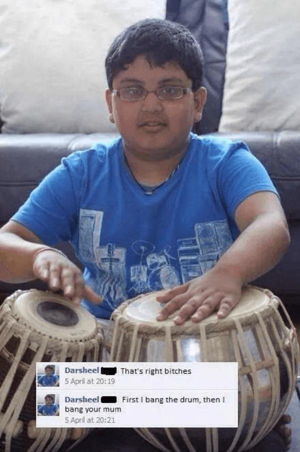 I Bang The Drum