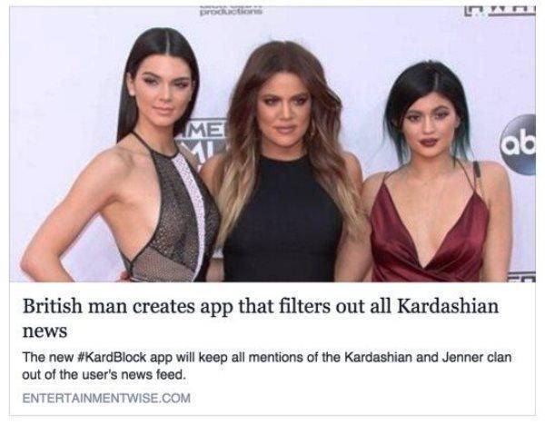 Kardashian Block