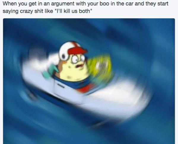 Image of: Non Offensive Kill Us Both Fullredneck 30 Funny Spongebob Memes From The Depths Of Bikini Bottom