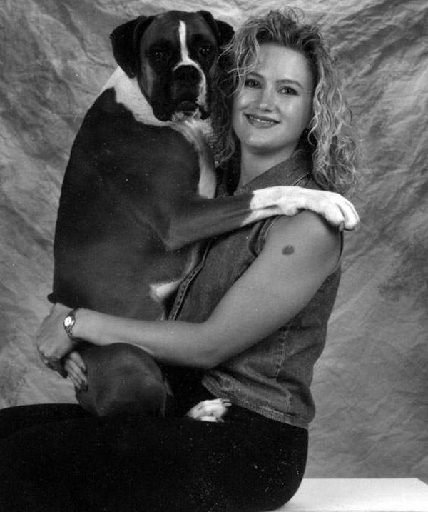 Lap Dog Lady