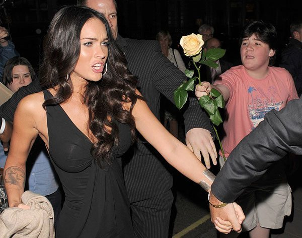 Megan Fox Doesnt Care