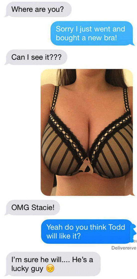 New Bra Stacey
