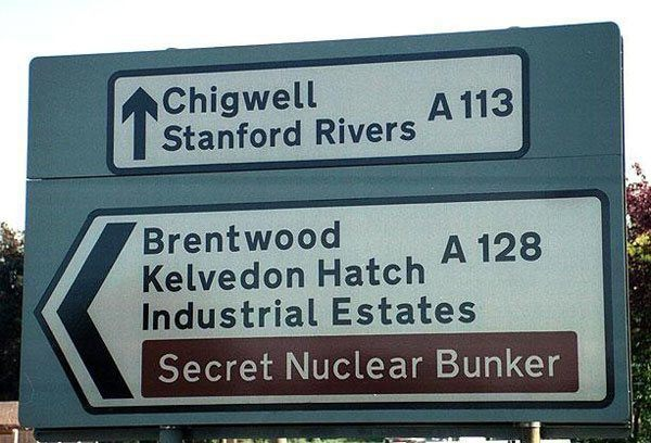 Nuclear Bunker