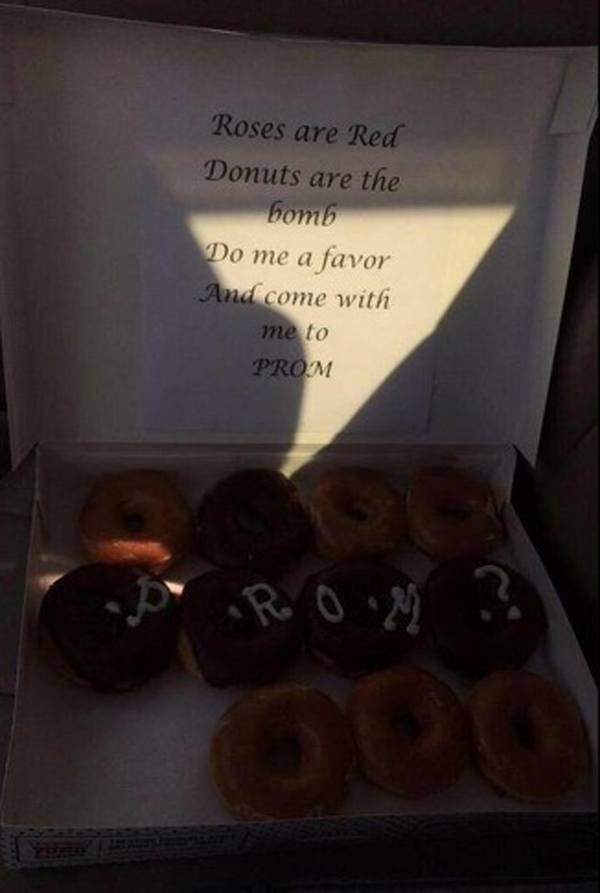 Prom Donuts