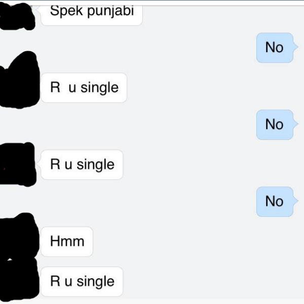 R U Sungle