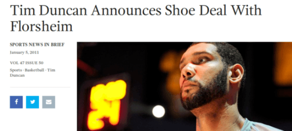 Shoe Deal