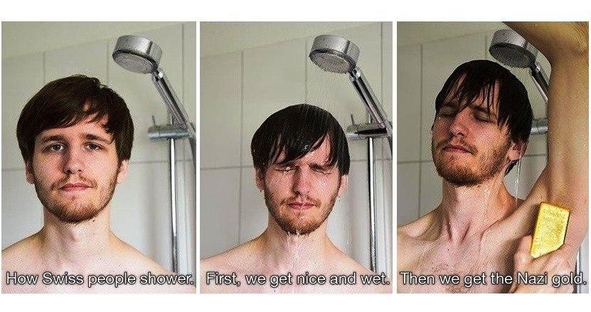 Shower Memes
