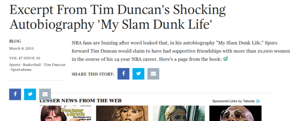 Slam Dunk Life