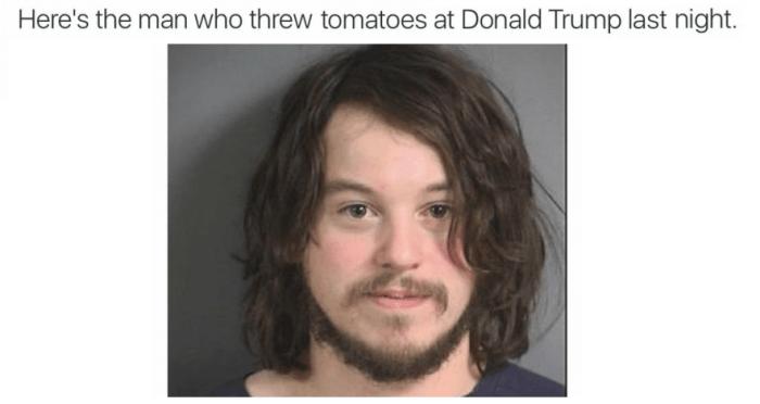 Tomatoes At Trump