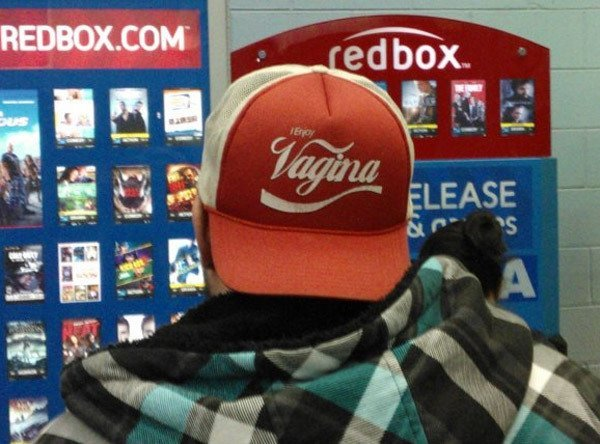 Vagina Hat