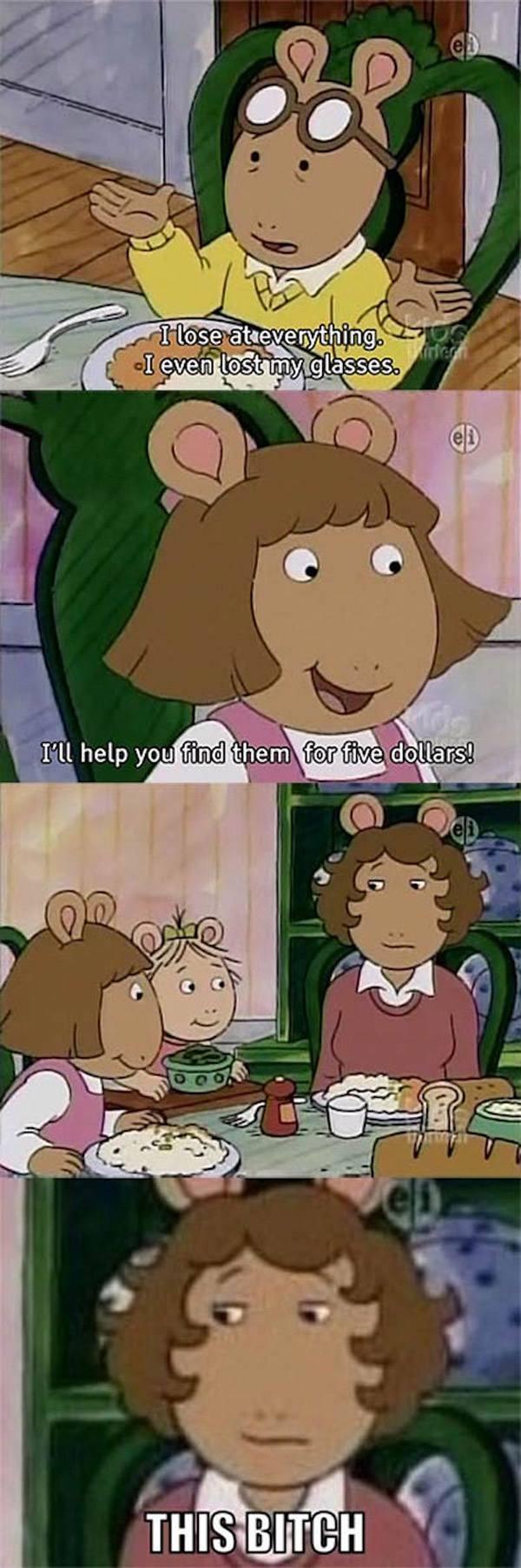 Arthur Memes