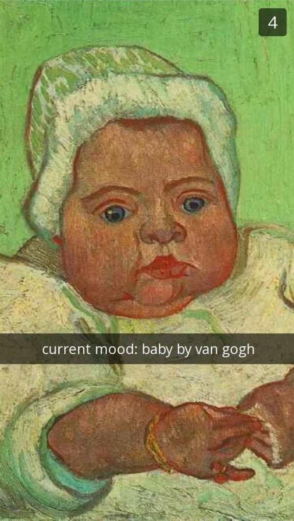 Baby Van Gogh