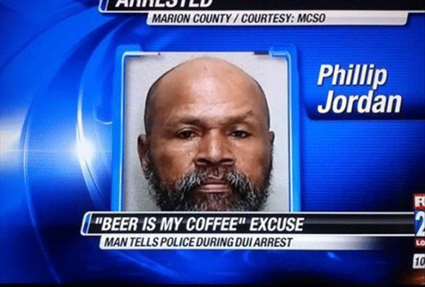 Beer Is Coffee