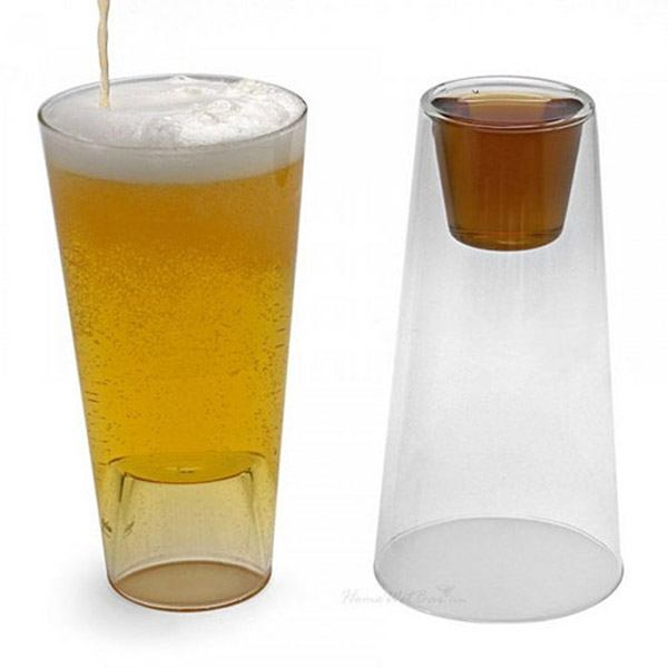 Beer Shot Glass