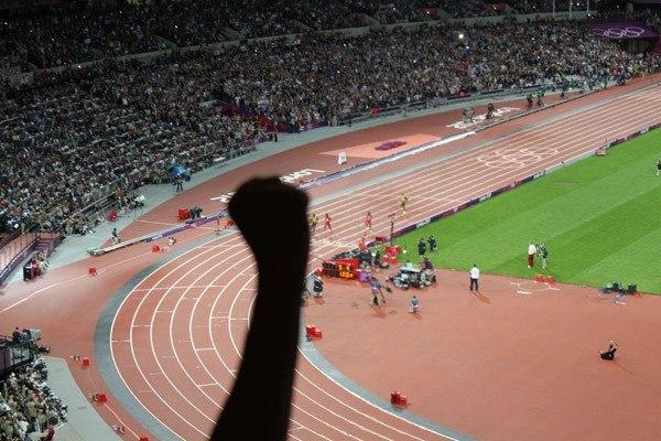 Cheering Fan
