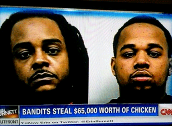 Chicken Wing Bandits