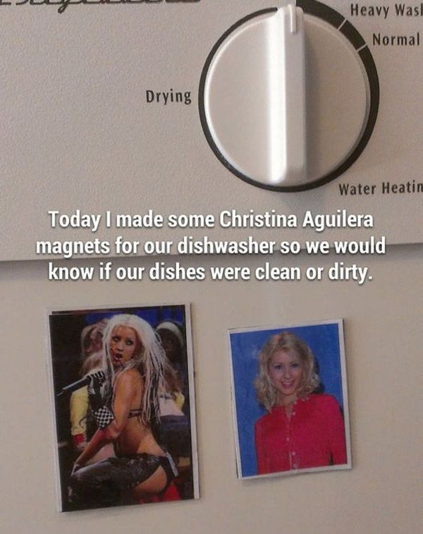 Christina Dishwasher
