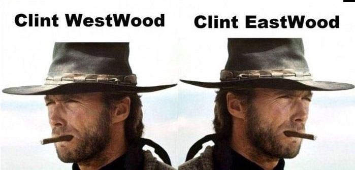 Clint Eastwood Namepun