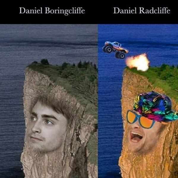 Daniel Boringcliffe Daniel Radcliffe
