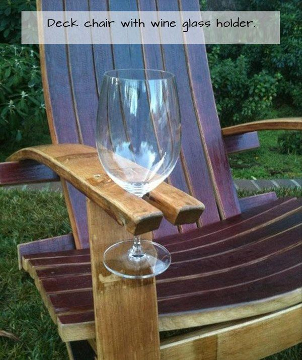 Deck Chair Wine