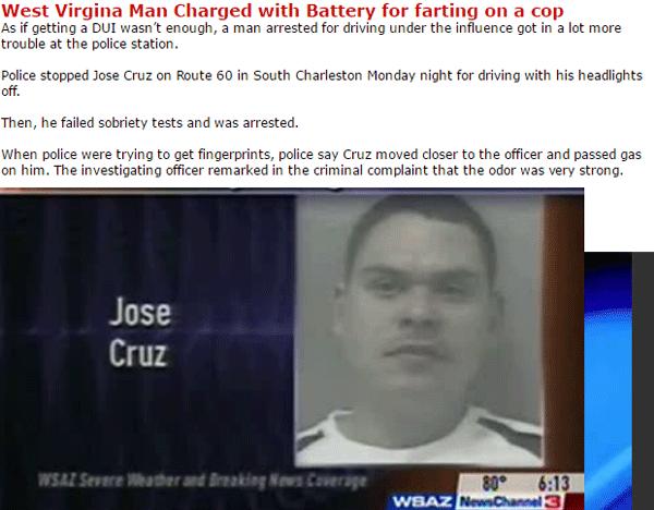 Fart Arrest