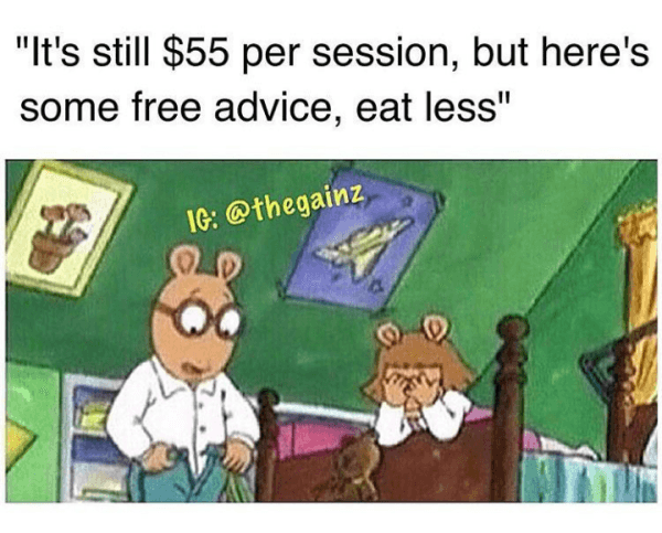 Free Advice From Arthur