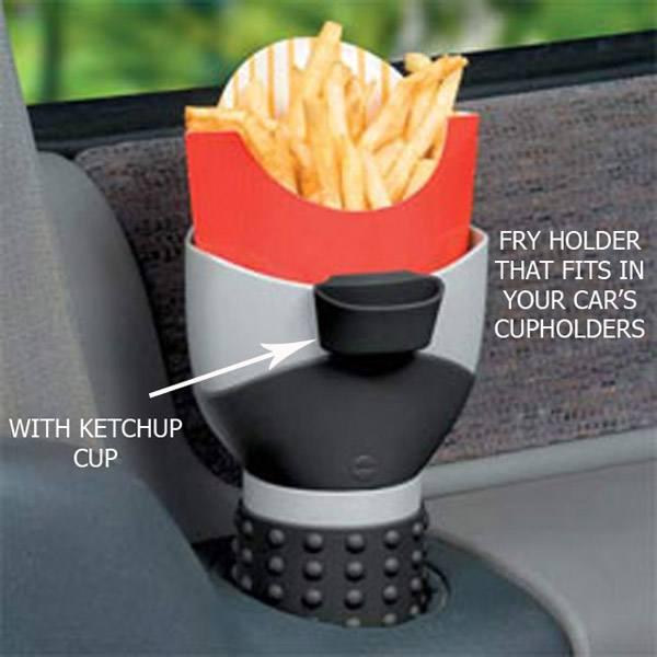 Fry Holder