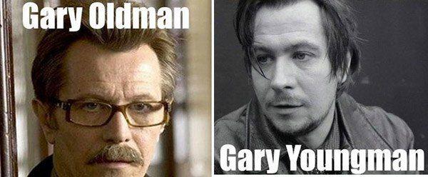 Gary Oldman Name As A Pun