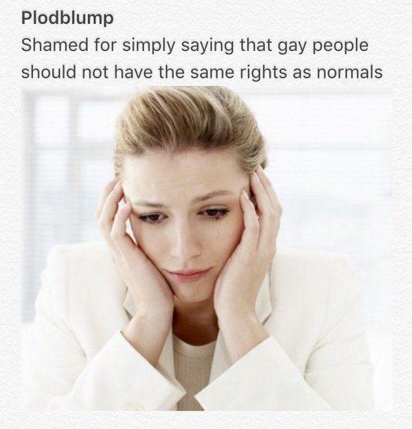 Gay Shamed