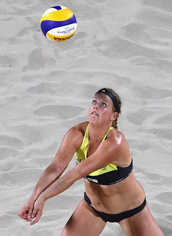 German Beach Volleyball