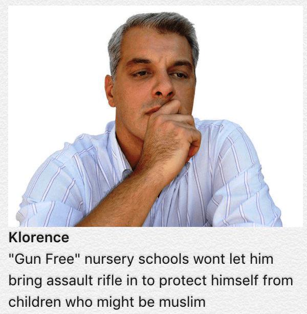 Gun Free Nursery Schools
