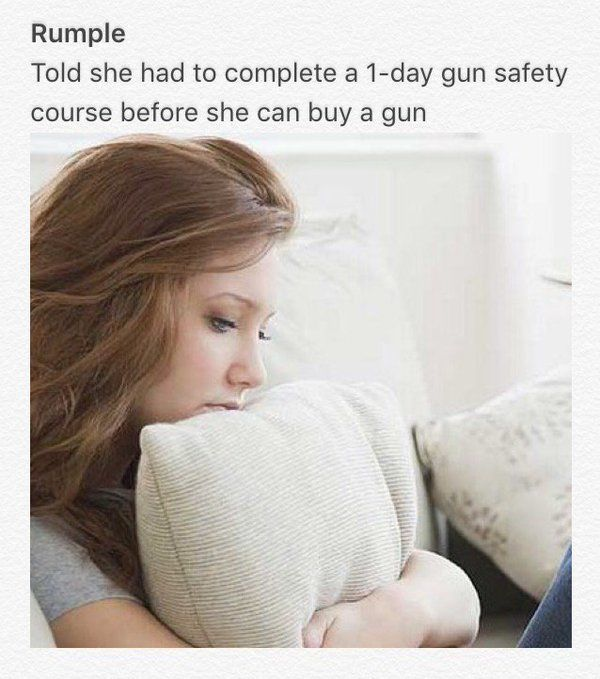 Gun Safety Course