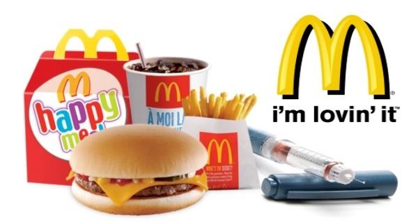 Happy Meal Insulin