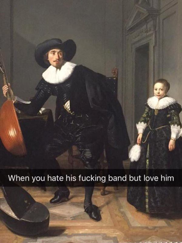 Hate His Band