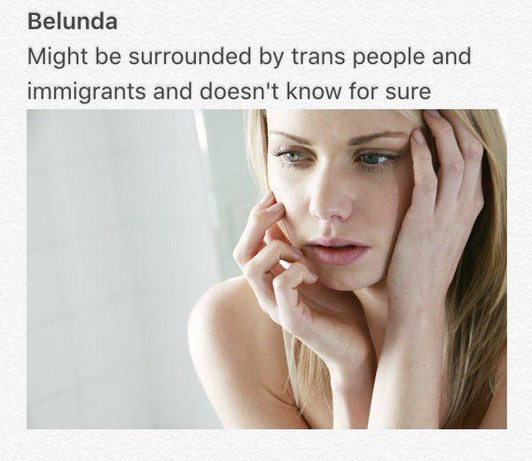 Immigrants And Trans People