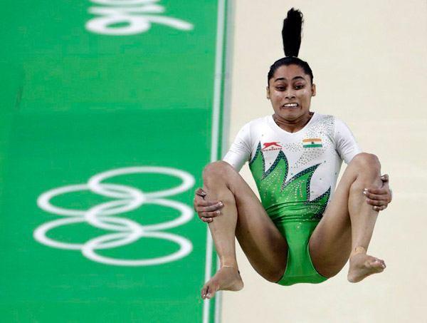 Indian Gymnast