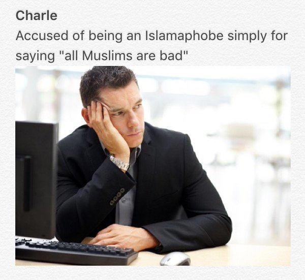 Islamaphobe