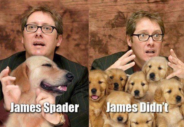 James Spader Namepun