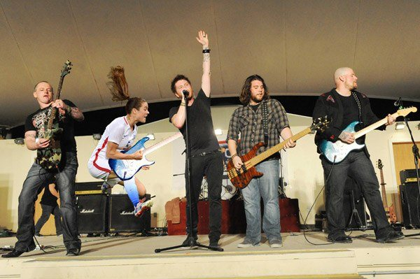 Kelly Ohara Celebrate Rockband
