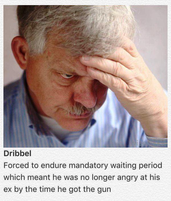 Mandatory Waiting Period
