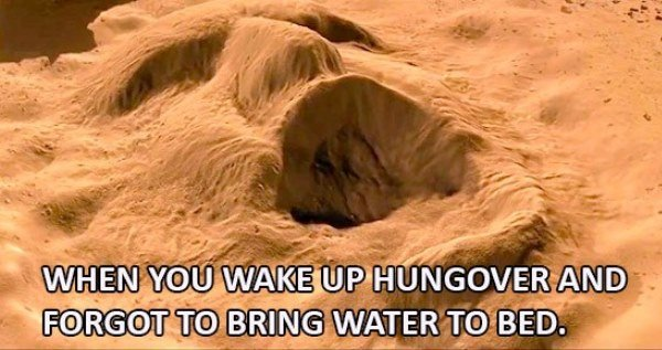 Mummy Sand