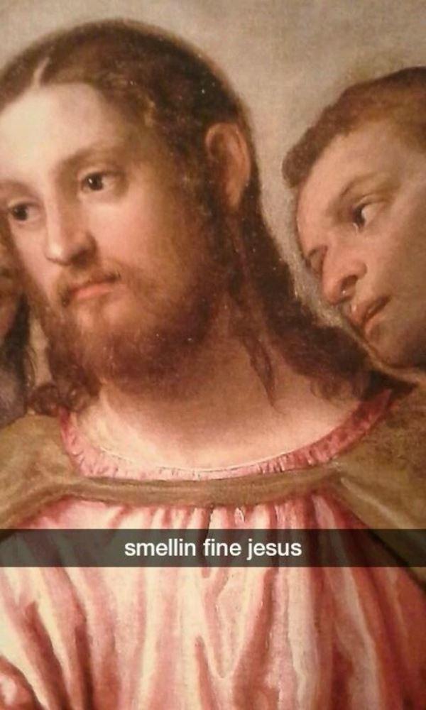 Smelling Fine