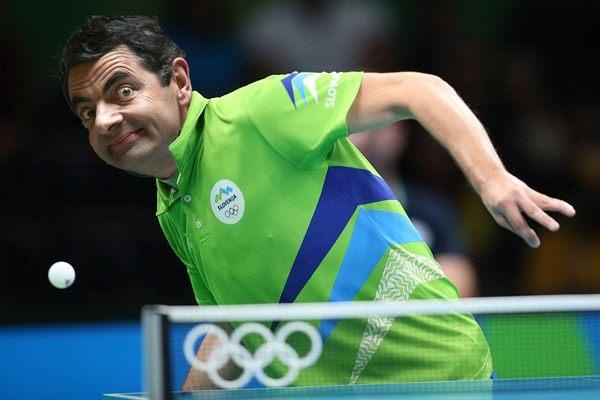 Table Tennis Bean