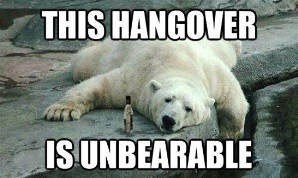 Unberable Hangover